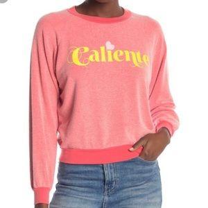 Wildfox Tops - Wildfox Caliente Sweatshirt-NWT